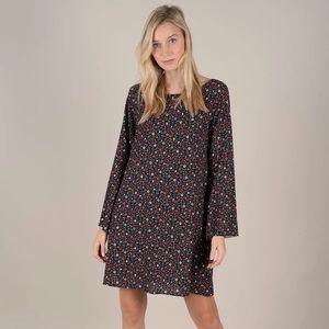 Anthropologie Molly Bracken dress